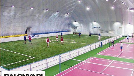 Ekonomik Balon Spor Salonları, Kapalı Spor Salonu Yapımı, Balon Sahalar, Balon Alan Kapatma, Balonlu Sahalar