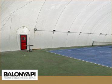 Tenis Kortu Kapatma Sistemleri